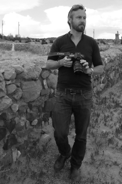 Jason Florio Bio pic Mexico