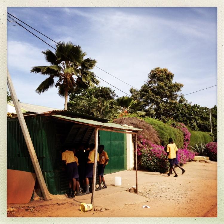 SCHOOL KIDS_FAJARA_GAMBIA