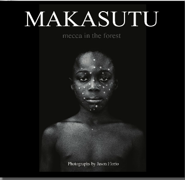 'Makasutu - mecca in the forest' the book  by Jason Florio - award-winning black and white portraits, people of the Gambia