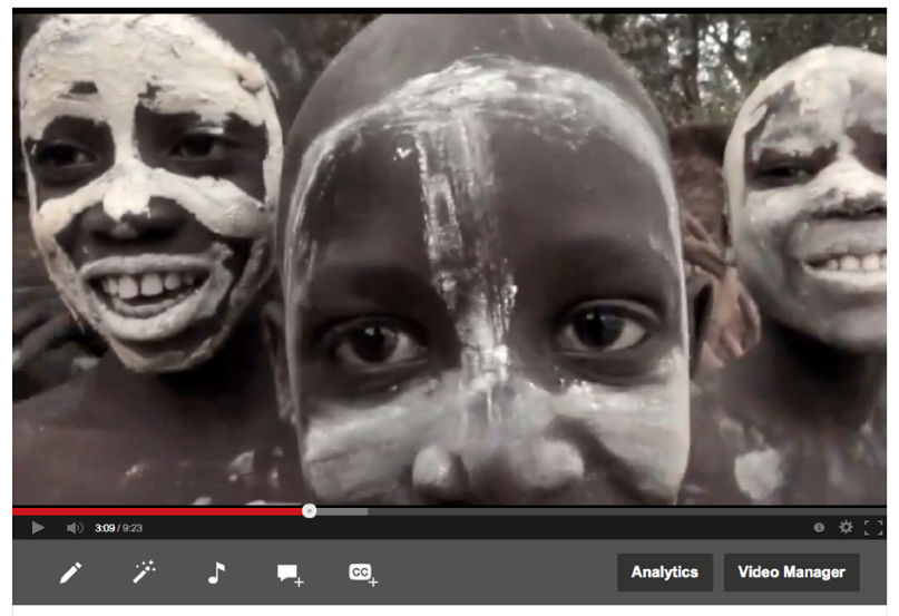 Boys on the river gambia. Footage by Jason Florio