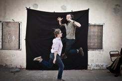 Photographer & workshop tutors, Jason Florio & helen Jones-Florio, The Gambia