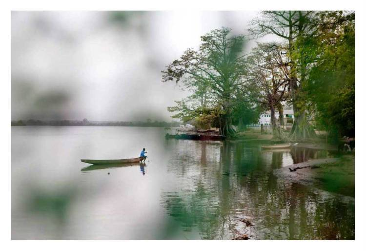 'Samba Fishing' River Gambia, fine art photography prints © Jason Florio '