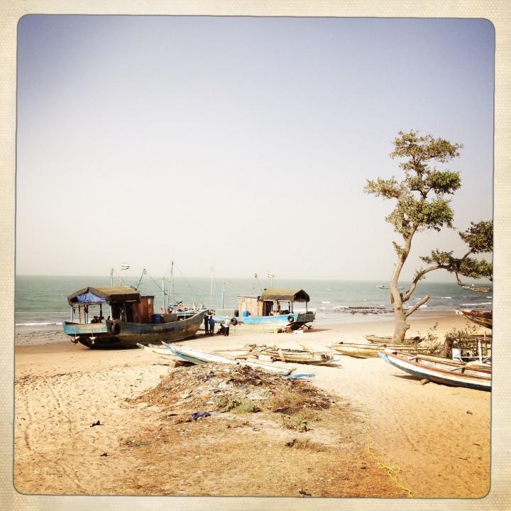 Boats-Ghana town IMG_3891