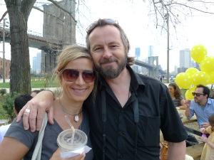 Helen & Jason - Brooklyn Bridge Park (Rose's birthday party)