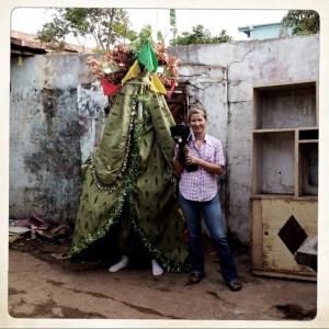 Traditional Masquerades, Gambia - Image © Jason Florio
