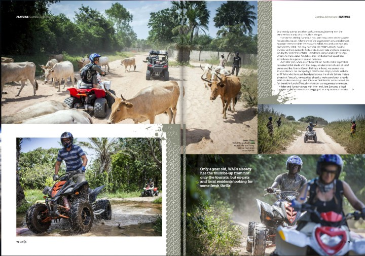 ARIK3 QUAD BIKING