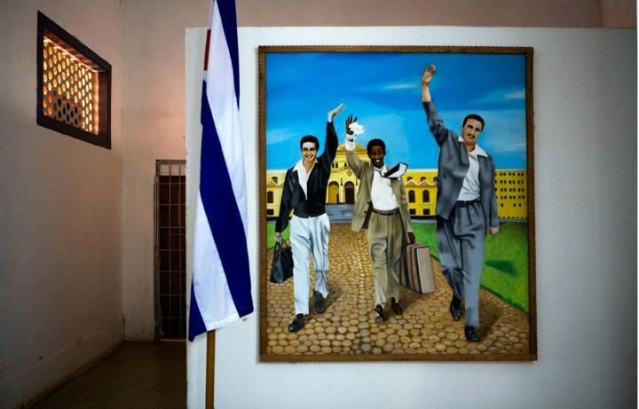 CUBA PRISON