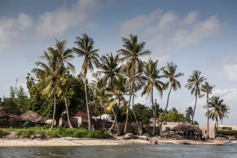 Jinack Island, the Gambia