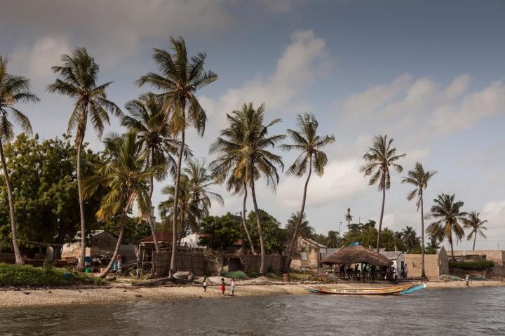 Jinack Island, the Gambia
