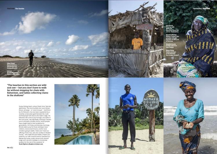 ARIK WINGS_GAMBIA BEACH WALK