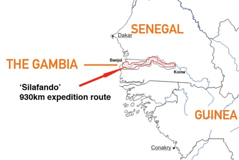 MAP_Gambia Expedition map_A3