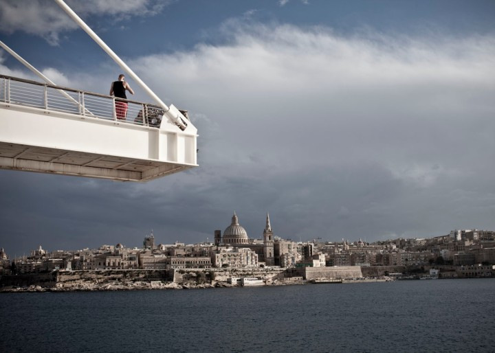 Valletta, as seen from Sliema ©Helen Jones-Florio