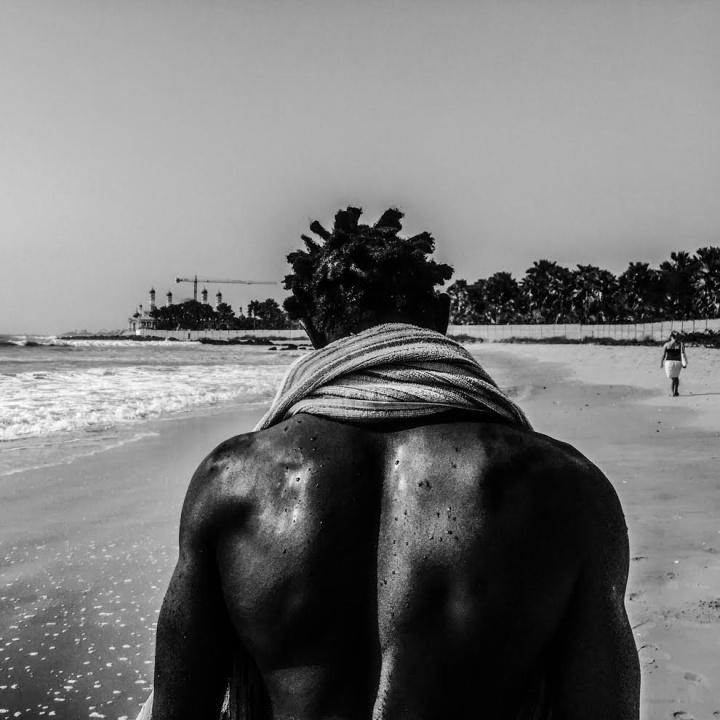 BEACH BOY2_GAMBIA, WEST AFRICA © JASON FLORIO