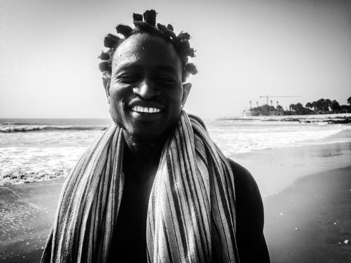 BEACH BOY3_GAMBIA, WEST AFRICA © JASON FLORIO