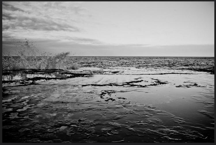 Sea splash, Malta © helen jones-florio