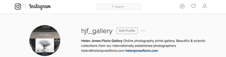 instagram-HJF Gallery