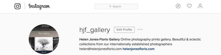instagram-HJF Gallery