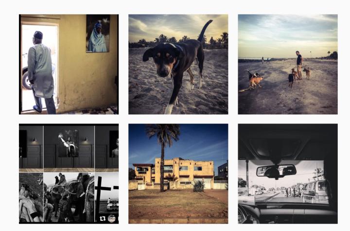 Instagram - daily photo updates from West Africa © Jason Florio & Helen Jones-Flori