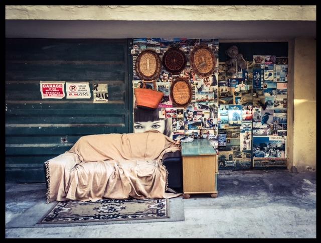 Living on the Street, Malta © Helen Jones-Florio