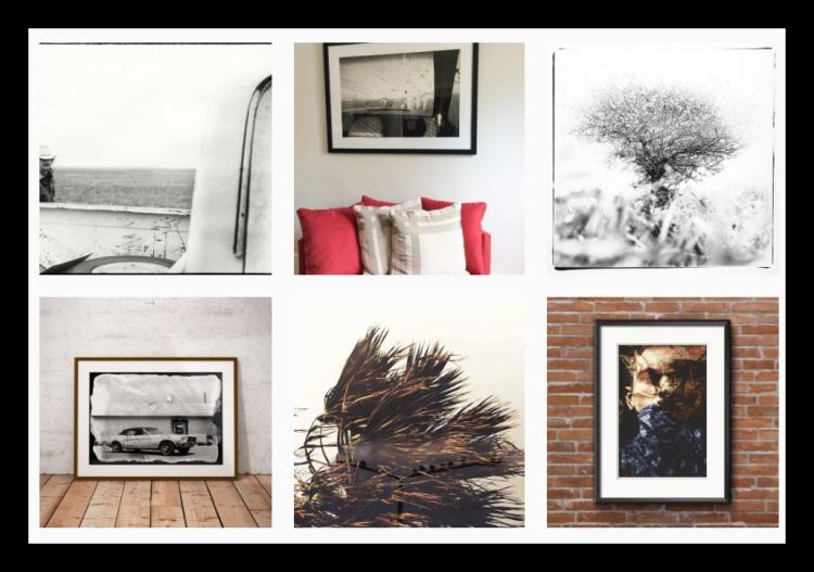 Helen Jones-Florio online gallery-fine art photography prints montage