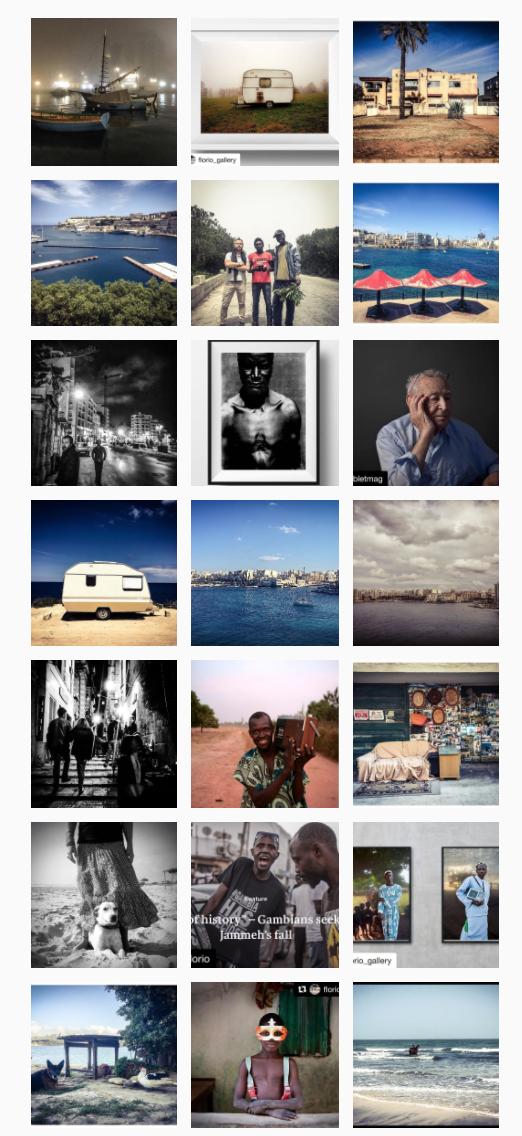 @floriotravels/Instagram - all images ©Jason Florio & ©Helen Jones-Florio
