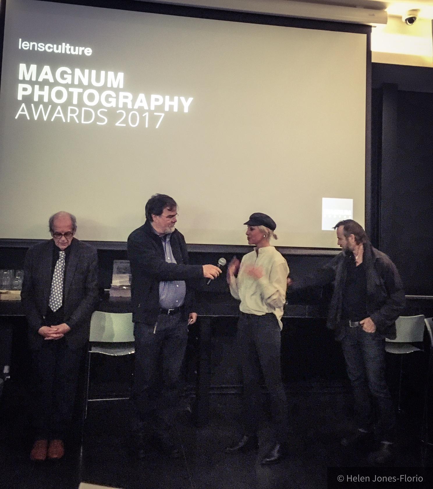Magnum Photography Awards Winner 2017 - Ramona Decker talks to Jim Casper, LensCulture, The Photographers Gallery, London