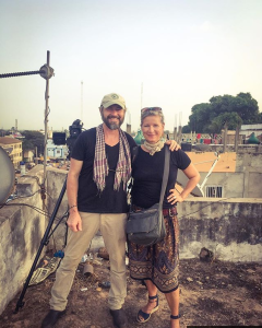 Jason Florio & Helen Jones-Florio, The Gambia, West Africa