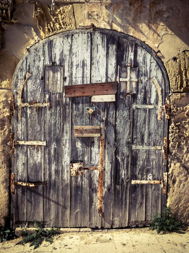 Old door, Valletta, Malta © Helen Jones-FlorioMG_9926
