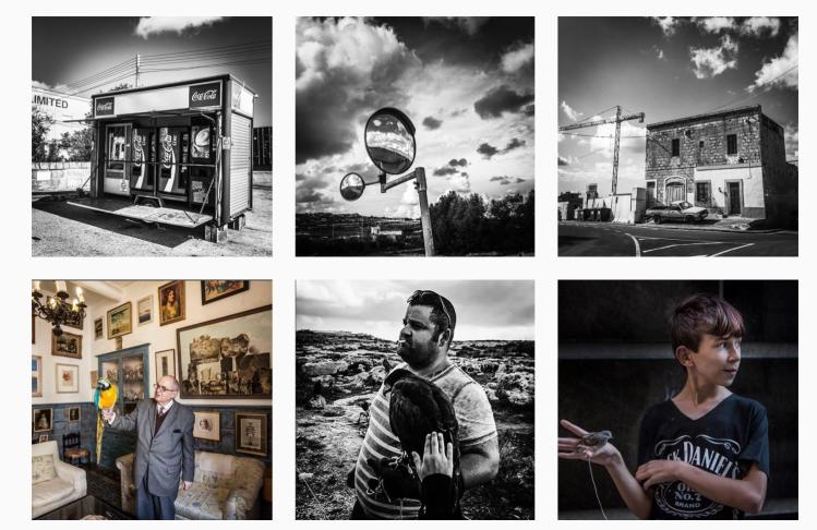 Scenes from Malta - photography by Jason Florio & Helen Jones-Florio