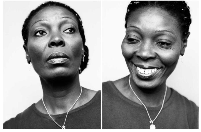 Sonia Pierre -Executive Director of the human rights organization, the Movement for Dominico-Haitian Women (Movimiento de Mujeres Dominico-Haitianas, MUDHA) © Jason Florio