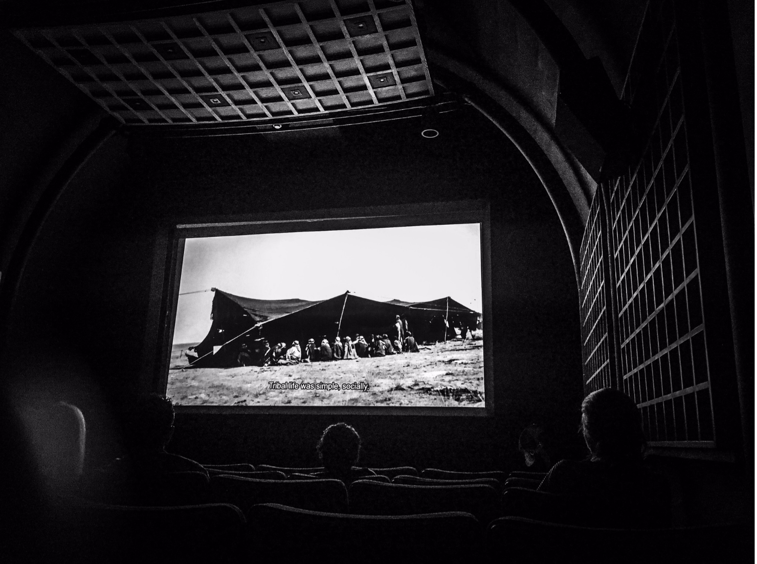 The Poetess, Valletta Film Festival screening, Malta ©Helen Jones-Florio