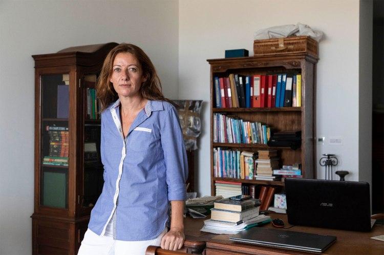 The Shift- co-founder, Caroline Muscat. image ©Jason Florio for Monocle Magazine