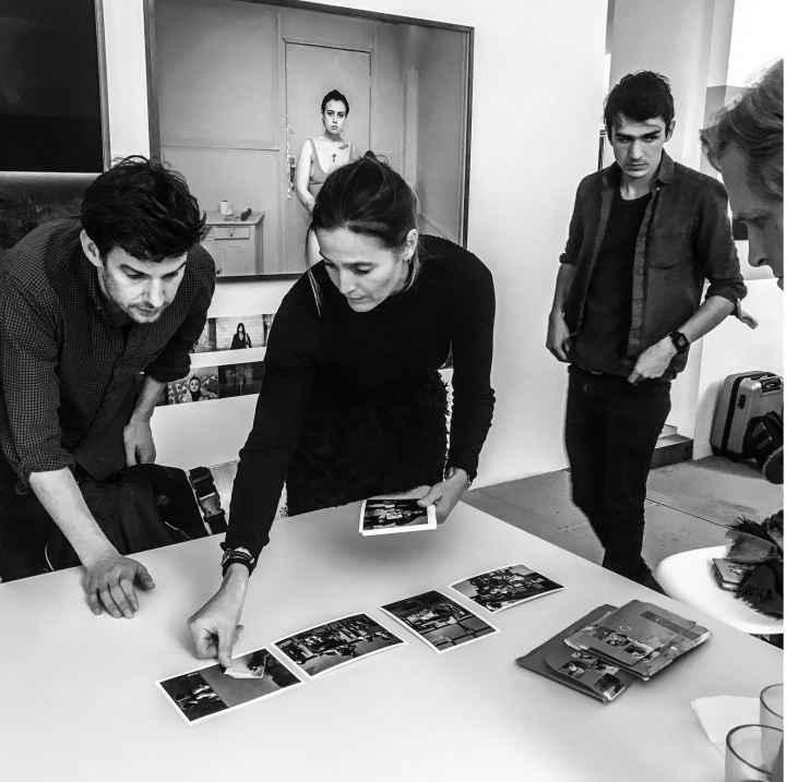 Magnum Photos + BJP Photography workshop, London ©Jason Florio