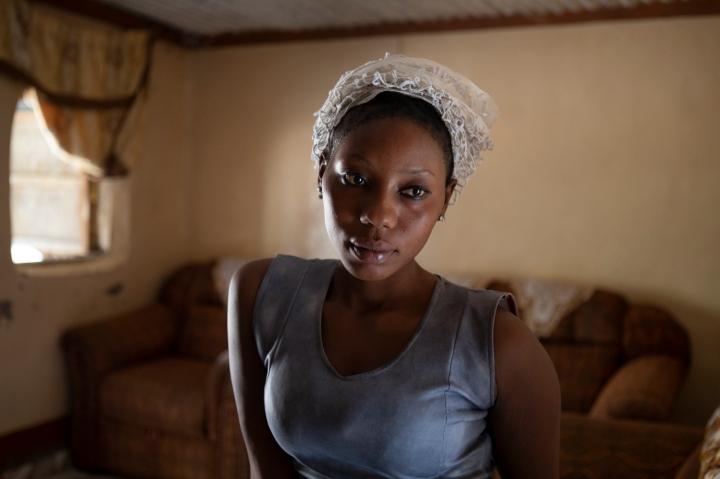 Portraits4PositiveChange, Gambia - Ami Bayo ©Jason Florio