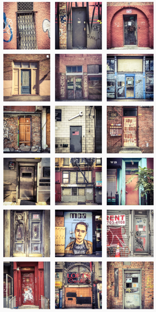 Disappearing New York - Doors and storefronts ©Helen Jones-Florio