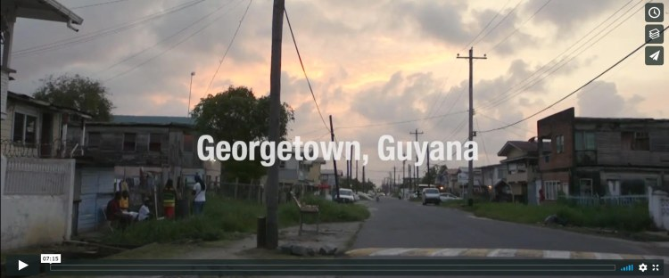 'A Blossom Pink World', LGBT Guyana – a short documentary film by Jason Florio & Zane Dedlow for Frontline Aids, NGO
