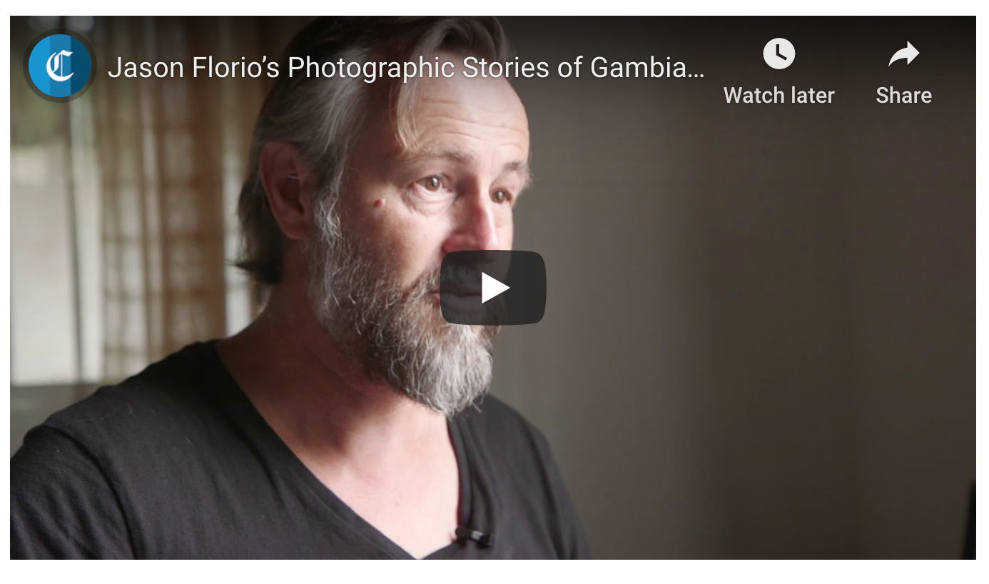 Face to Face with Jammeh: Jason Florio's Photographic Stories of Power, Abuse and Pain in The Gambia