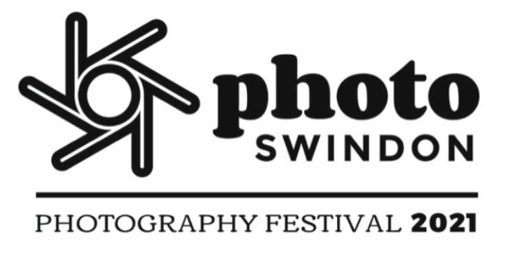 Photo Swindon logo - photography festival 2021
